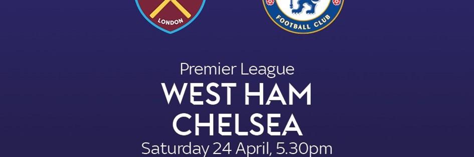 West Ham United v Chelsea (Premier League)