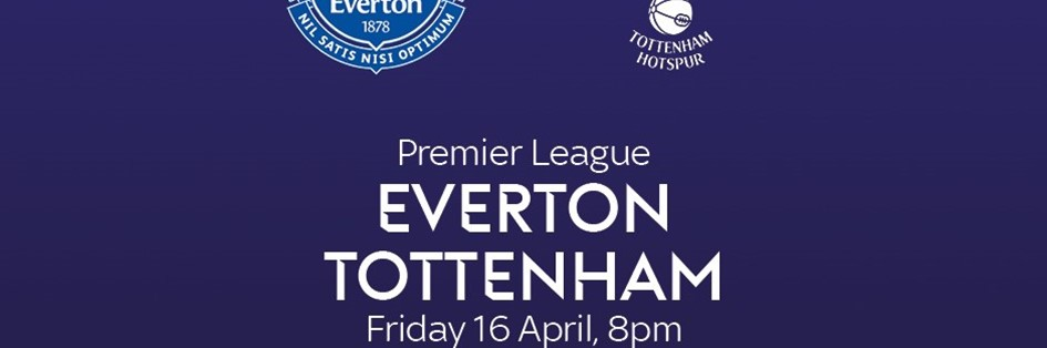 Everton v Tottenham Hotspur (Premier League)