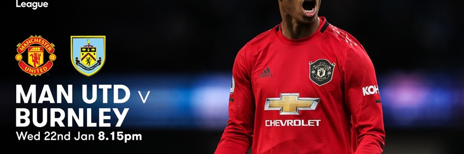 Manchester United v Burnley (Premier League)