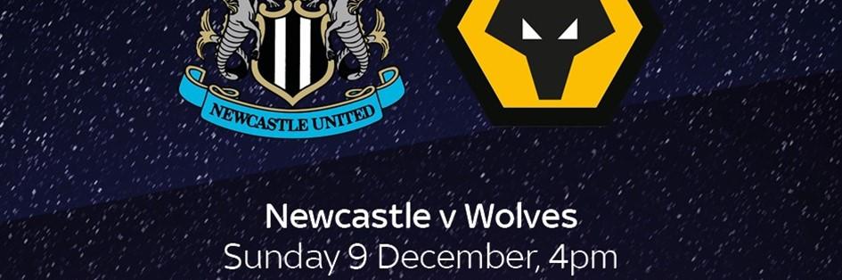 Newcastle United v Wolverhampton Wanderers (Premier League)