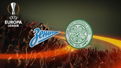 Zenit v Celtic (Europa League)
