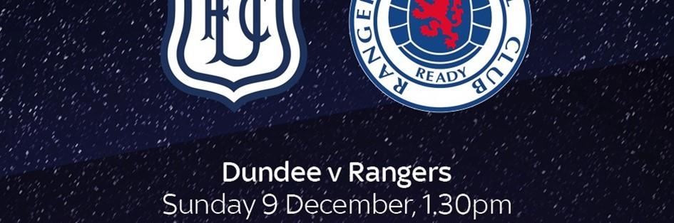 Dundee v Rangers (Scottish Premier League)