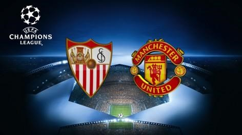 Sevilla v Manchester United (Champions League)