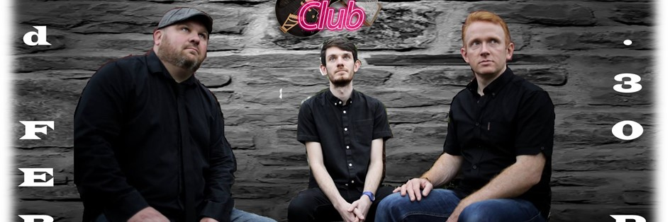 Saturday Blues Club with John Doe Trio