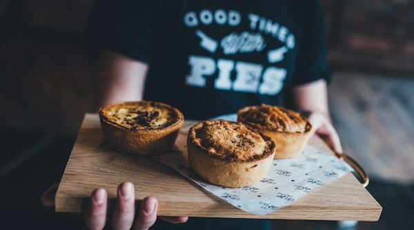 The pie's the limit