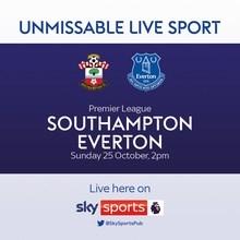 Southampton v Everton (Premier League)