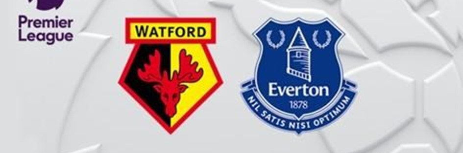Watford v Everton (Premier League)