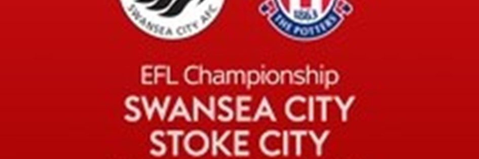 Swansea City v Stoke City (Football League)