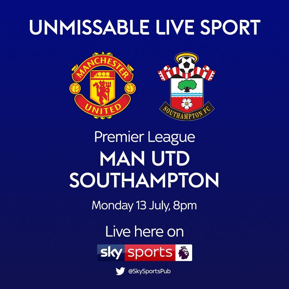 Manchester United v Southampton (Premier League)