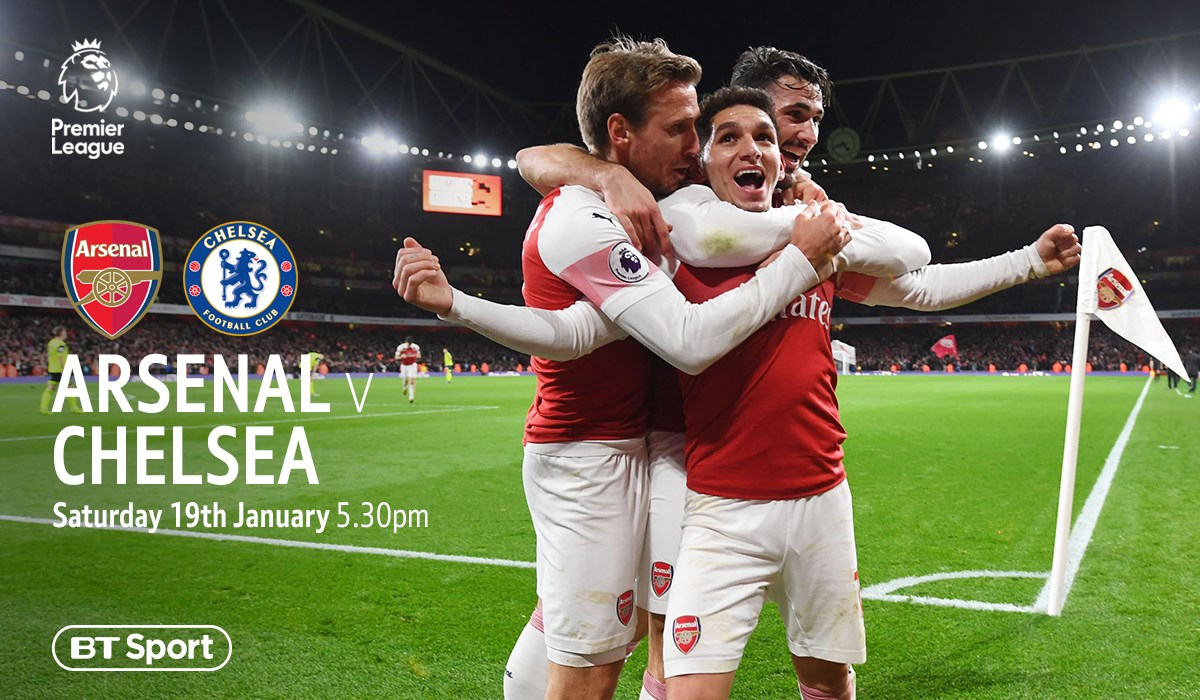 Arsenal v Chelsea (Premier League)