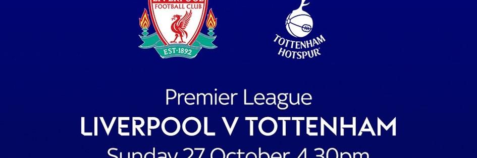 Liverpool v Tottenham Hotspur (Premier League)