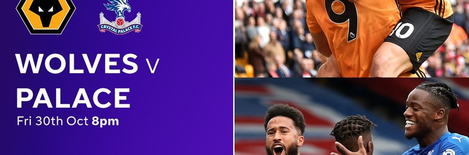 Wolves v Crystal Palace (Premier League)