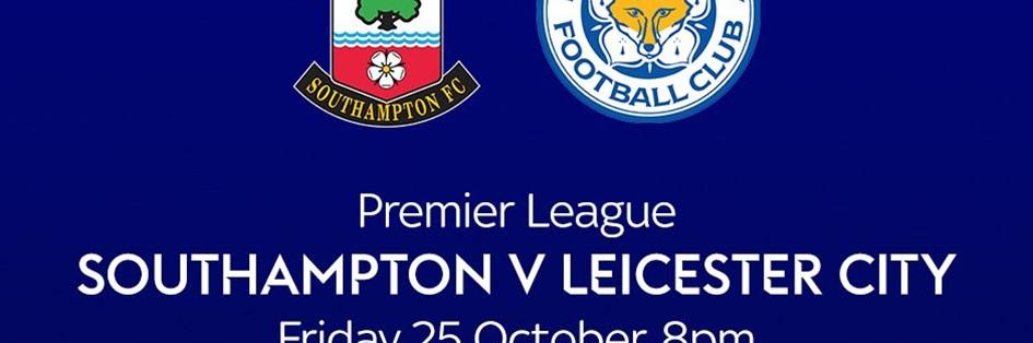 Southampton v Leicester City (Premier League)