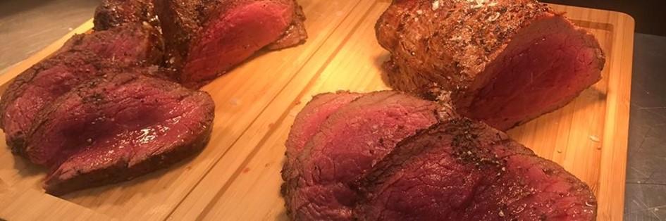 £1, 1oz Steak Night