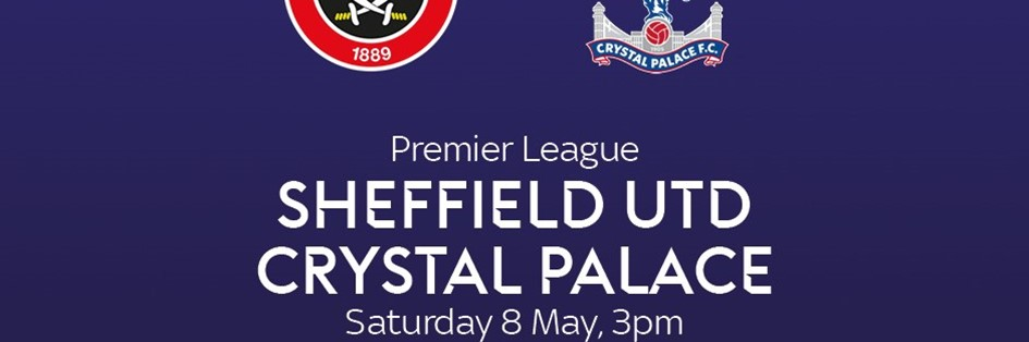 Sheffield United v Crystal Palace (Premier League)