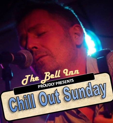 Chill Out Sunday Session with Staggered Ray