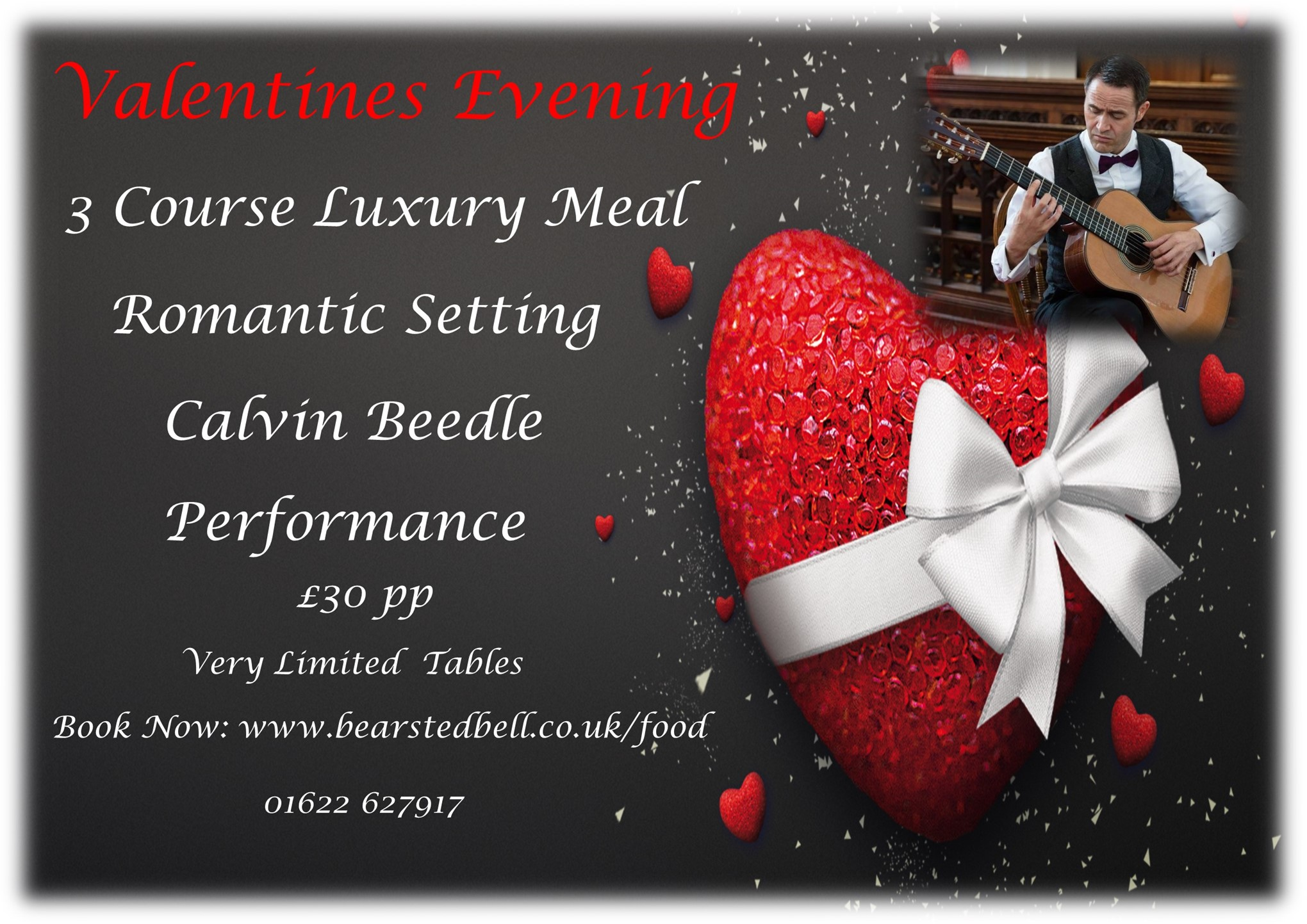 Valentines Evening Meal