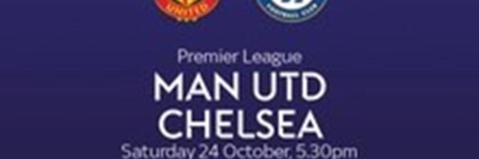 Manchester United v Chelsea (Premier League)
