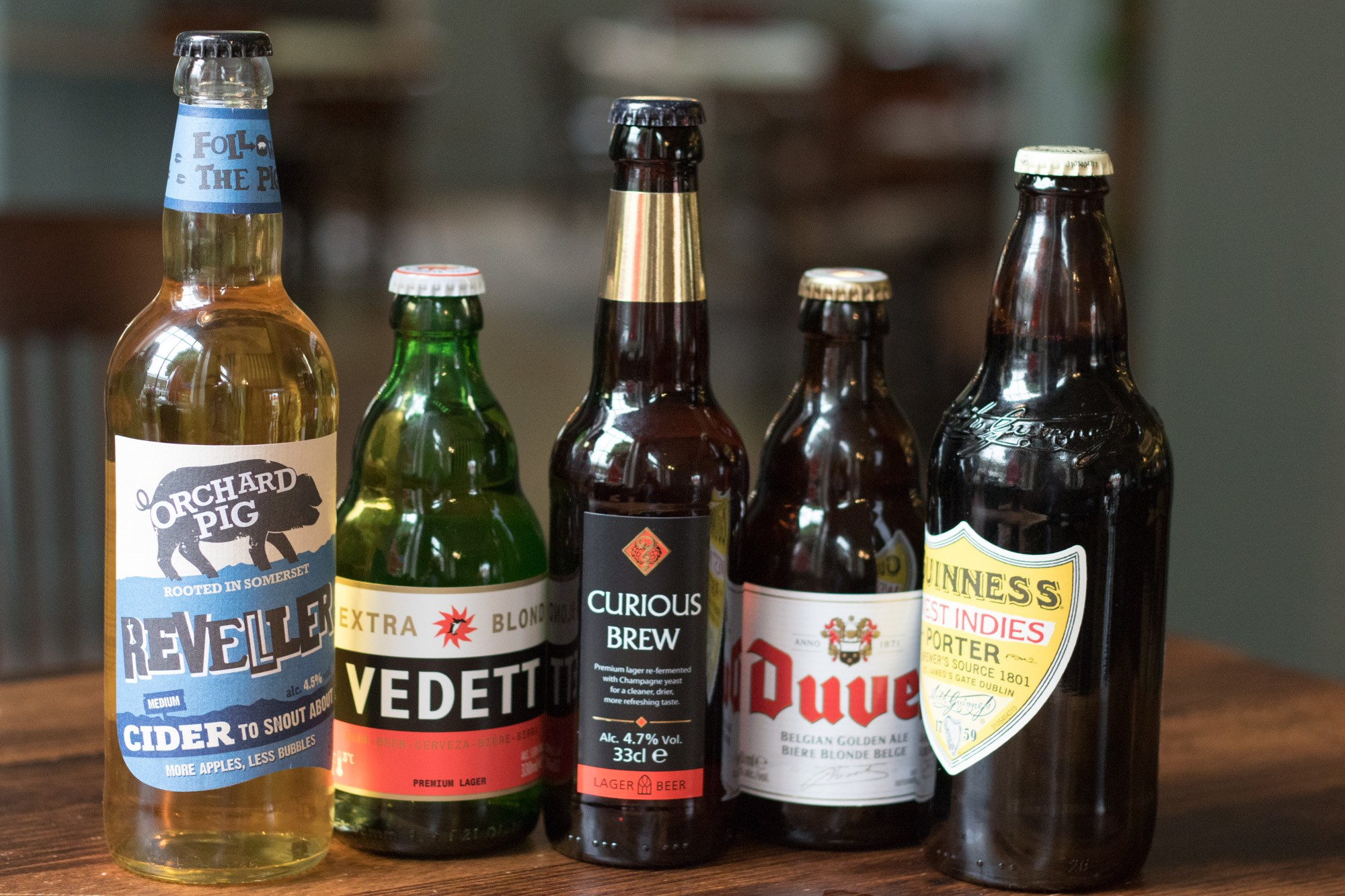 Local Craft Beer & Gins