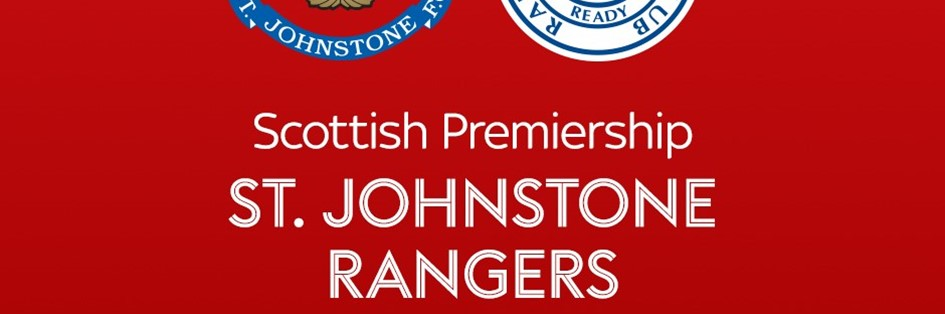 St Johnstone v Rangers (Scottish Premier League)