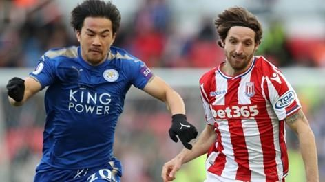 Leicester City v Stoke City (Premier League)