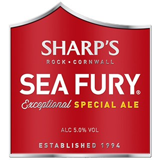 Sharp's Brewery Ltd Sea Fury