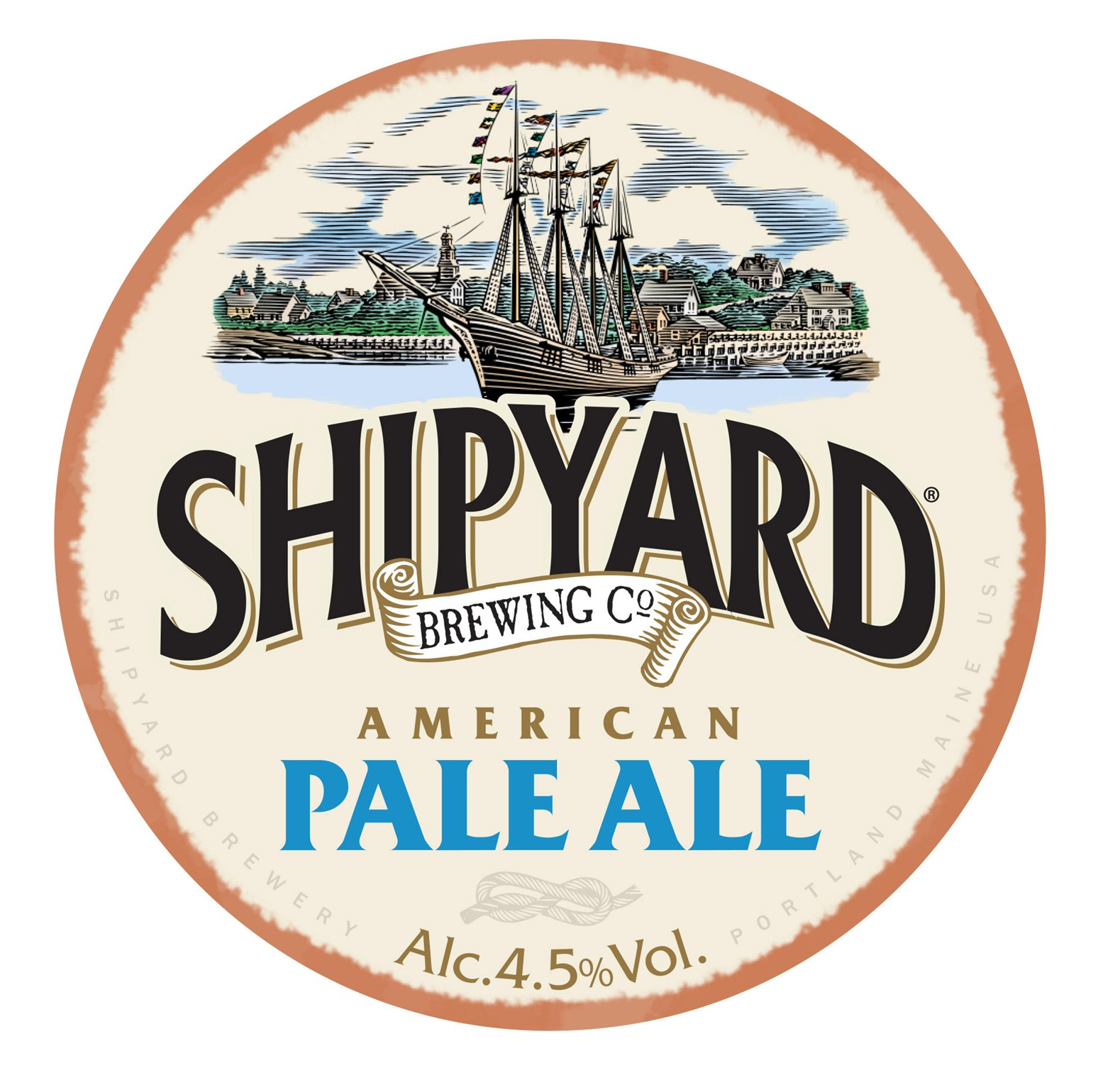 Marstons Shipyard - American Pale Ale