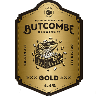 Butcombe Brewing Co. Butcombe Gold