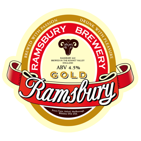 The Ramsbury Brewery Ramsbury Gold