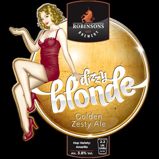 Frederic Robinson Ltd Dizzy Blonde