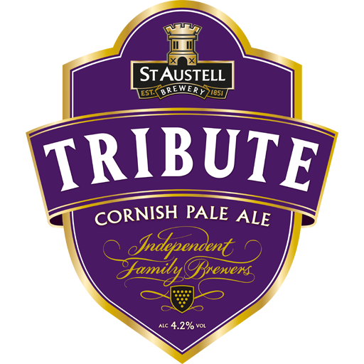 St Austell Brewery Tribute