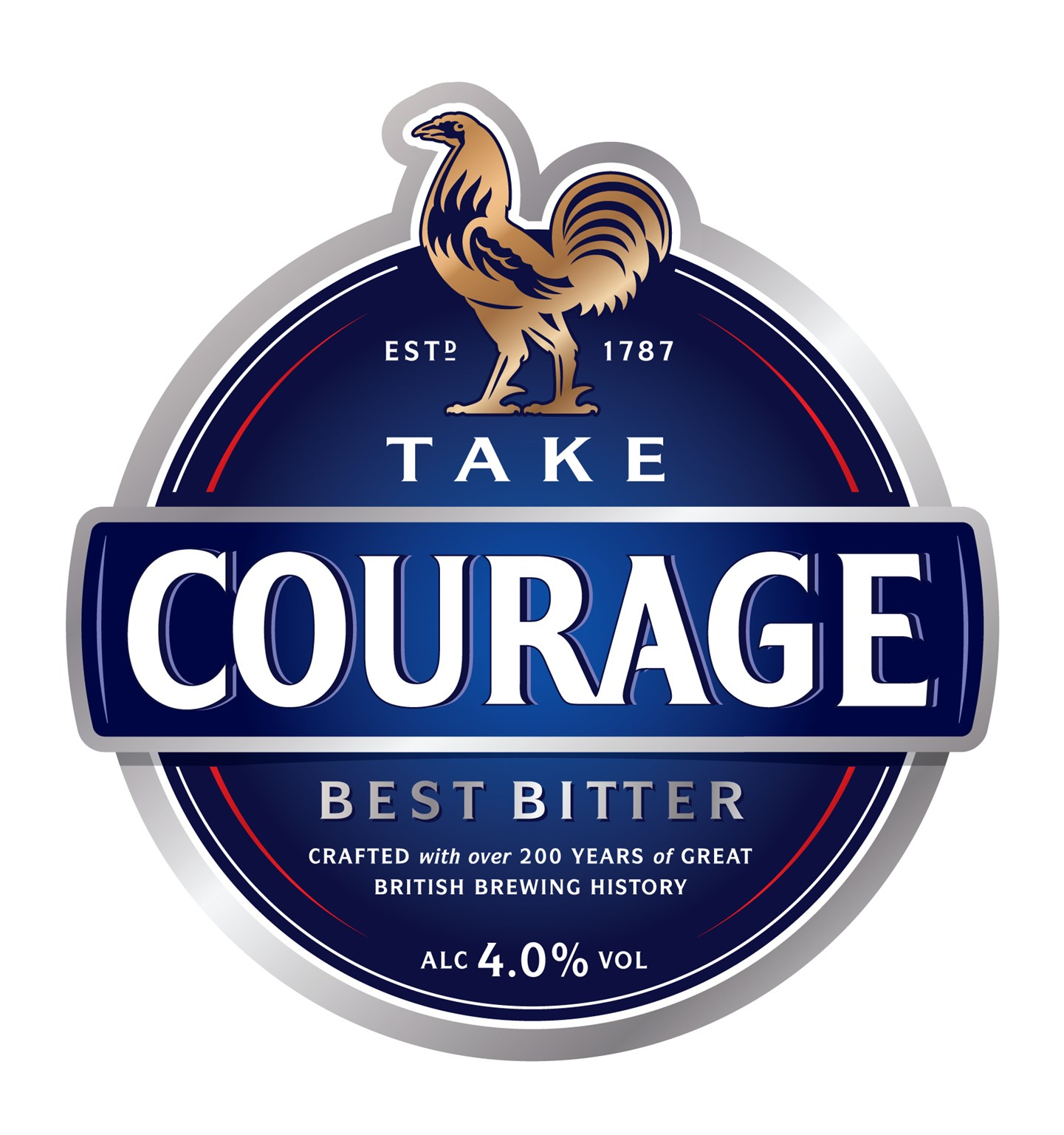 Wells & Young's Brewing Co Ltd Courage Best Bitter