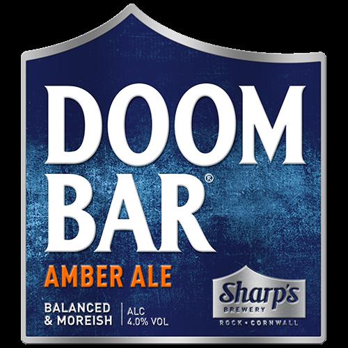 Sharp's Brewery Ltd Sharp's Doom Bar Amber Ale