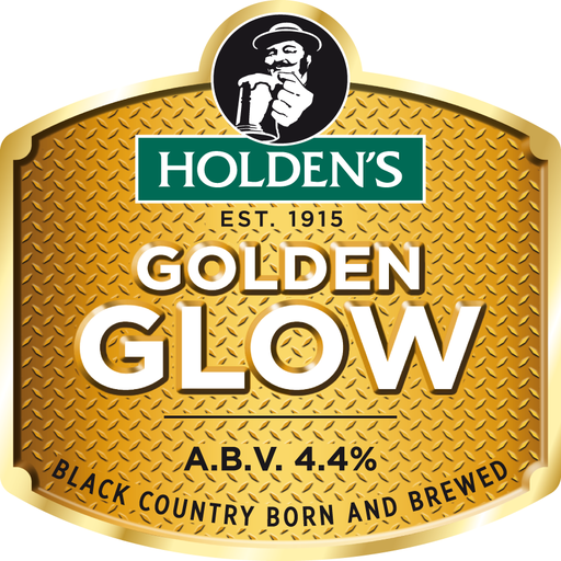 Holden's Brewery Co Ltd Holdens Golden Glow