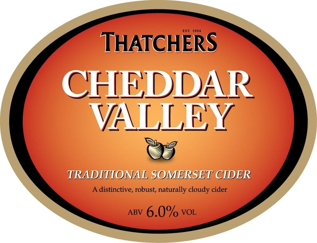 Thatchers Cider Thatchers Cheddar Valley Draught Cider
