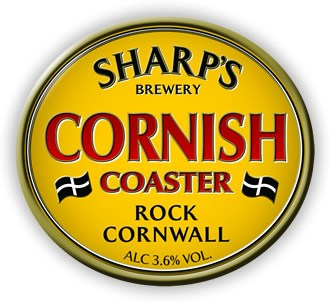 Sharp's Brewery Ltd Cornish Coaster
