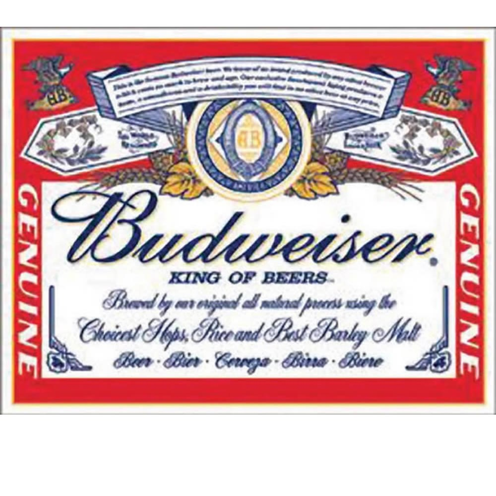 Budweiser Budweiser