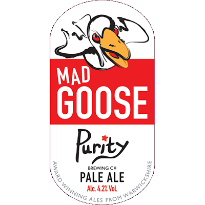 Purity Brewing Company Ltd Mad Goose
