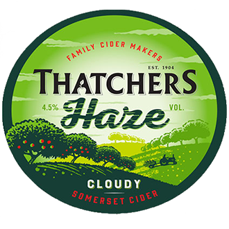 Thatchers Cider Thatchers Haze
