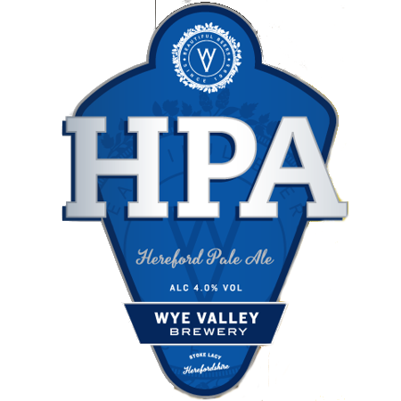 Wye Valley Brewery Ltd Hereford Pale Ale - HPA