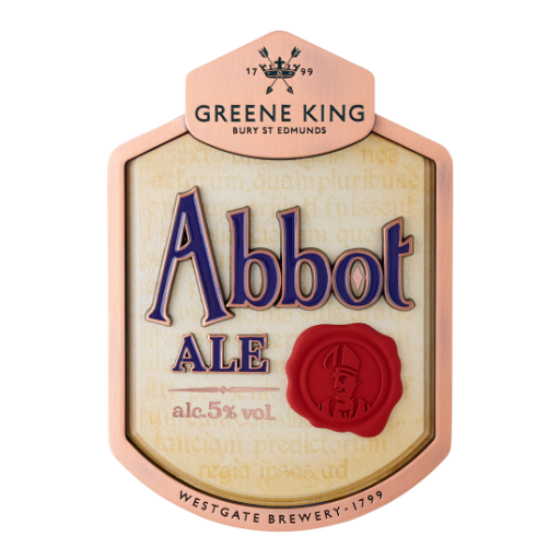 Greene King PLC Abbot Ale