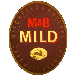 Coors Brewers Ltd M&B Cask Mild