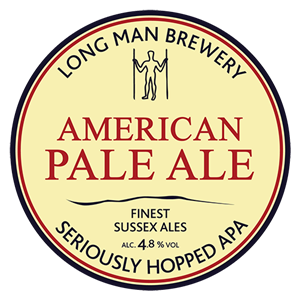 Long Man Brewery American Pale Ale
