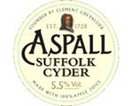 Aspall Cyder Suffolk Cyder Draught
