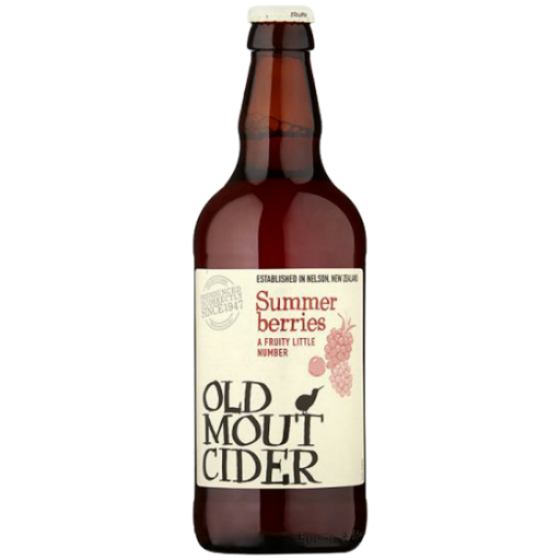 Old Mout Cider Summer Berries