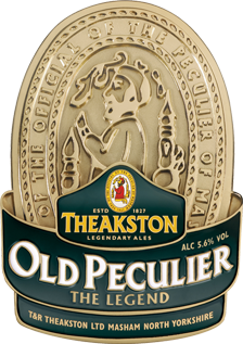 Theakstons (Do Not Use) Theakston Old Peculier