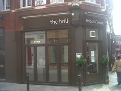 The brill a pub serving food in london for Azeri cuisine caledonian road