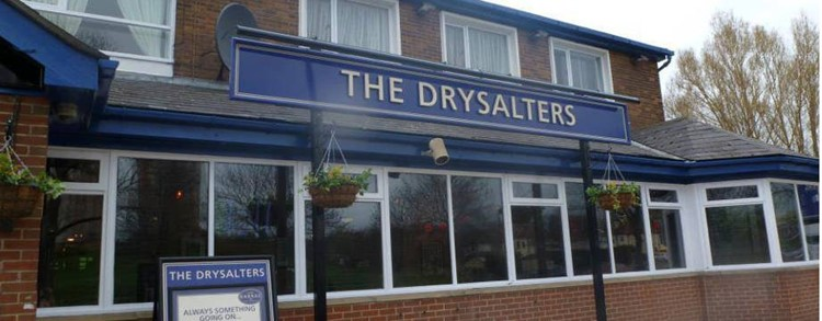 Drysalters, Elland Road