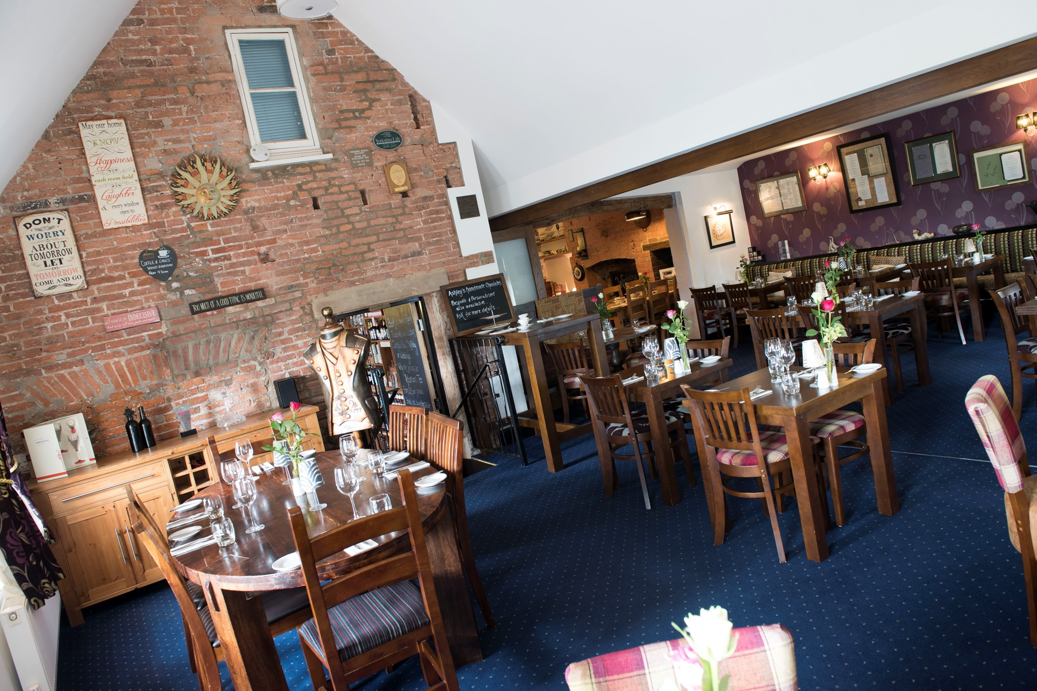 10 best restaurants in yorkshire country life ye old sun inn malvernweather Images