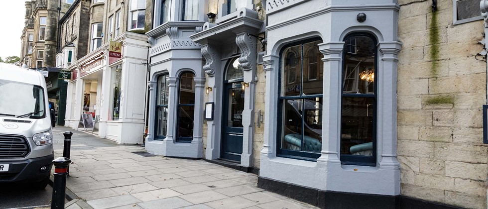 No11 somerset house harrogate for Perfect kitchen harrogate